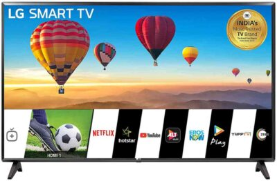LG 80 cm (32 Inches) HD Ready Smart LED TV 32LM560BPTC