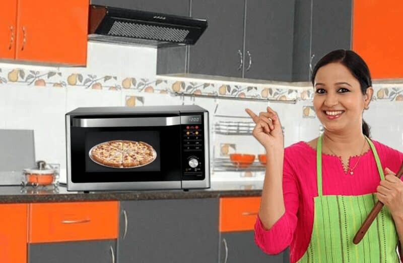 Best Microwave oven In India Banner