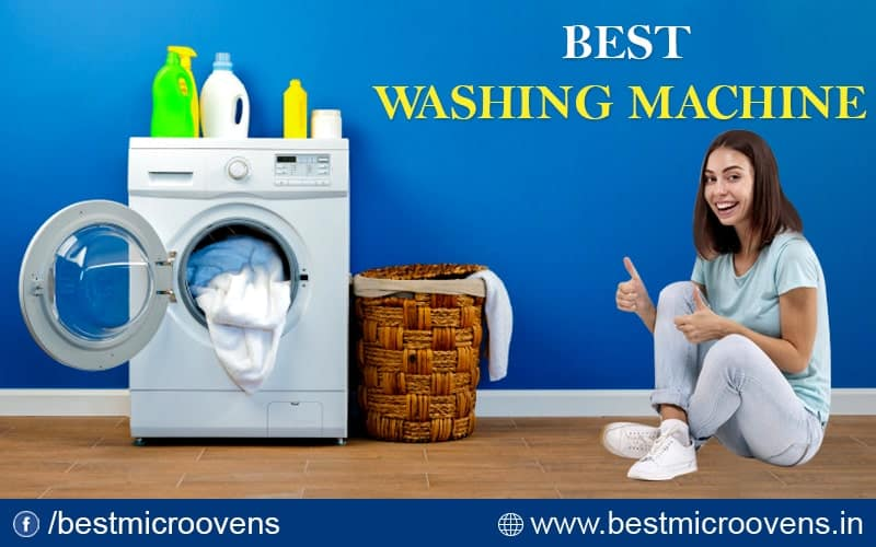 Best Washing Machine In India-u