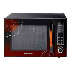 AmazonBasics 30 L Convection Microwave (Black)