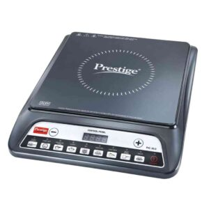 Prestige PIC 20 1200 Watt Induction Cooktop with Push button (Black) (1)