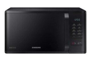 Samsung 23 L Solo Microwave Oven (MS23K3513AK:T, Black)
