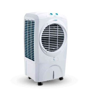 Symphony Siesta 70 XL Powerful Desert Air Cooler 70-litres with Powerful Fan, 3-Side Honeycomb Pads, Multistage Air Purification & Low Power Consumption (White)